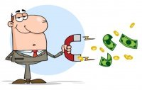 become a money magnet