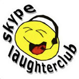 Skype Laughter Club